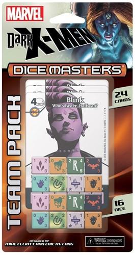 Marvel Dice Masters - Dark X-Men Team Pack