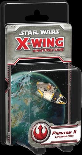 Star Wars X-Wing - Phantom II