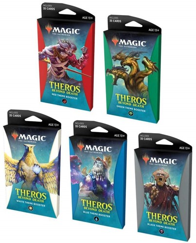 Magic The Gathering - Theros Beyond Death Theme Booster