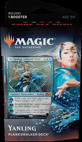 Magic the Gathering - Core 2020 Planeswalker Deck Yanling