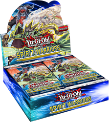 Yu-Gi-Oh! Spirit Warriors Boosterbox