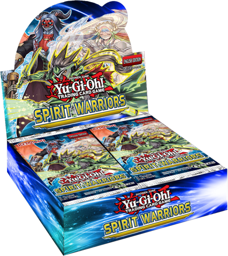 Yu-Gi-Oh! Spirit Warriors Boosterbox
