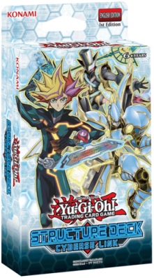 Yu-Gi-Oh! - Cyberse Link Structure Deck