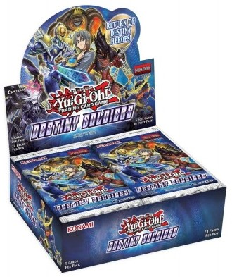 Yu-Gi-Oh Destiny Soldiers Boosterbox-1