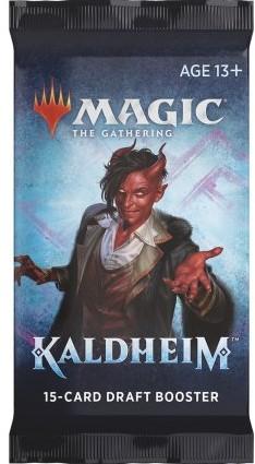 Magic The Gathering - Kaldheim Draft Boosterpack