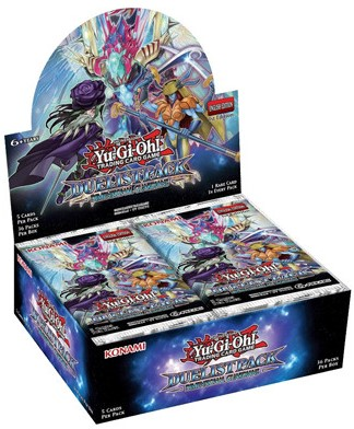 Yu-Gi-Oh! Duelist Pack - Dimensional Guardians Boosterbox-1