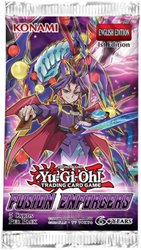 Yu-Gi-Oh Fusion Enforcers - Boosterpack