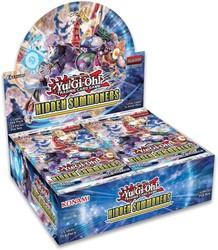 Yu-Gi-Oh! - Hidden Summoners Boosterbox