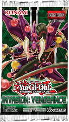 Yu-Gi-Oh! Invasion Vengeance Boosterpack