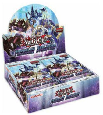 Yu-Gi-Oh! Pendulum Evolution Boosterbox-1