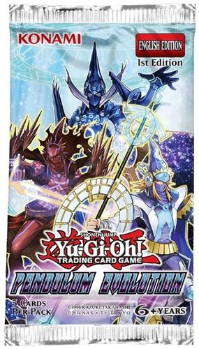 Yu-Gi-Oh! Pendulum Evolution Boosterbox-2