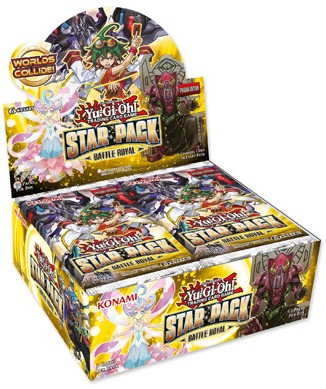 Yu-Gi-Oh! Star Pack Battle Royal - Boosterbox-1