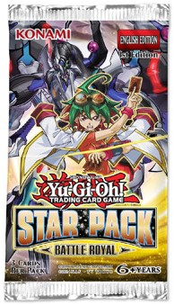 Yu-Gi-Oh! Star Pack Battle Royal - Boosterbox