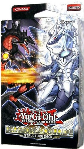 Yu-Gi-Oh! Structure Deck Dragons Collide