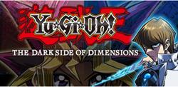 Yu-Gi-Oh! Speelmat - The Dark Side of Dimensions