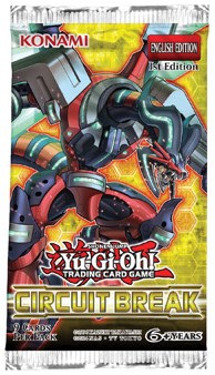 Yu-Gi-Oh! Circuit Break - Boosterpack