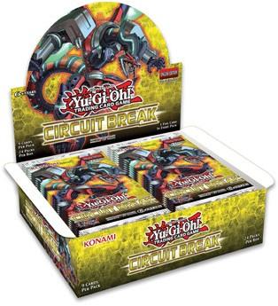 Yu-Gi-Oh! Circuit Break - Boosterbox-1