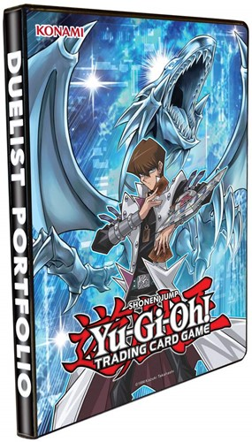 Yu-Gi-Oh! Seto Kaiba 9-Pocket Portfolio