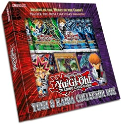 Yu-Gi-Oh! Yugi and Kaiba Collectors Box