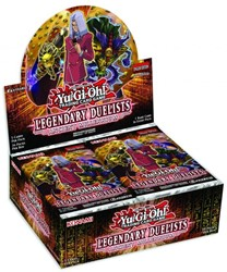 Yu-Gi-Oh! Legendary Duelists Ancient Millennium Boosterbox