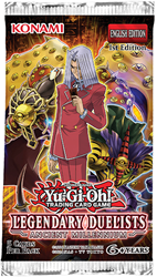Yu-Gi-Oh! Legendary Duelists Ancient Millennium Boosterpack