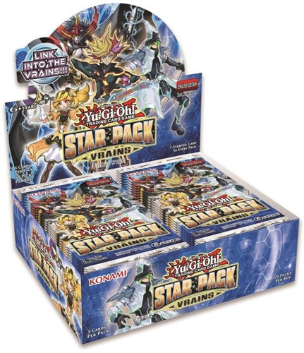 Yu-Gi-Oh! Star Pack Vrains Boosterbox