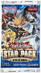 Yu-Gi-Oh! Star Pack Vrains Boosterpack