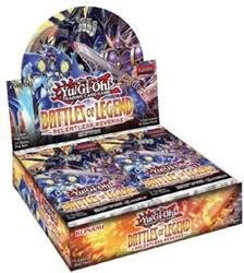 Yu-Gi-Oh Battles of Legend Relentless Revenge Boosterbox