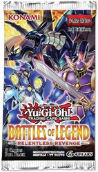 Yu-Gi-Oh Battles of Legend Relentless Revenge Boosterpack