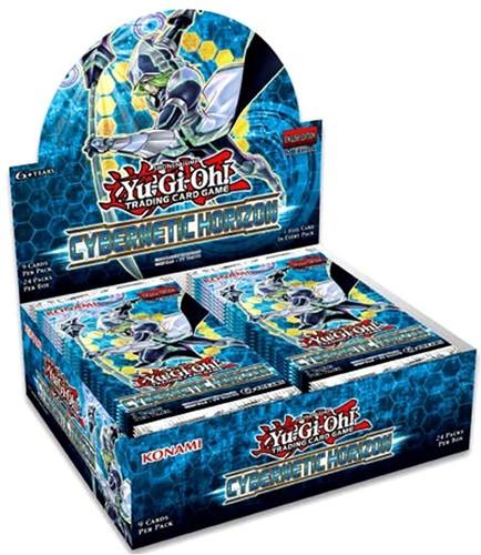Yu-Gi-Oh! Cybernetic Horizon Boosterbox