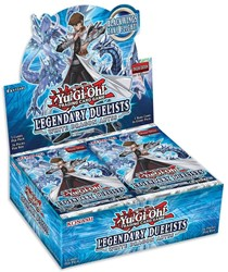 Yu-Gi-Oh! Legendary Duelists White Dragon Abyss Boosterbox