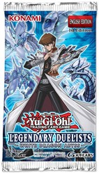 Yu-Gi-Oh! Legendary Duelists White Dragon Abyss Boosterpack