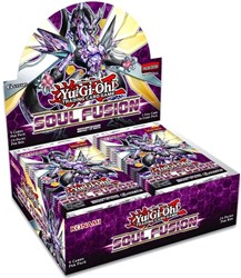 Yu-Gi-Oh! Soul Fusion Boosterbox