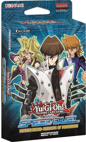 Yu-Gi-Oh! Speed Duel Starter Decks - Duelists of Tomorrow