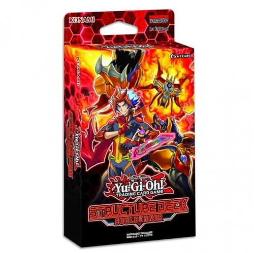 Yu-Gi-Oh! Soulburner Theme Deck