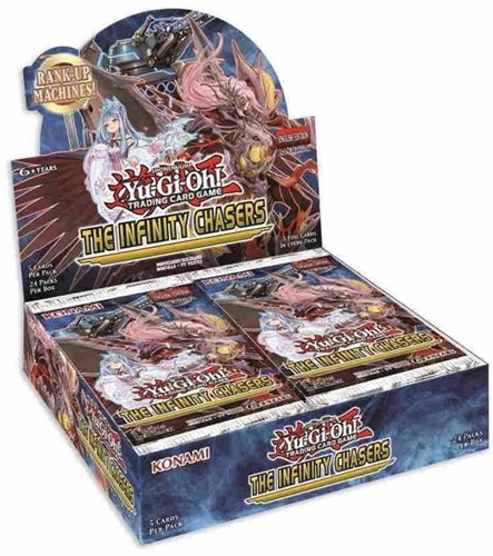 Yu-Gi-Oh! - The Infinity Chasers Boosterbox
