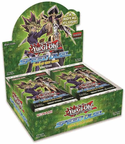 Yu-Gi-Oh! - Arena of Lost Souls Boosterbox