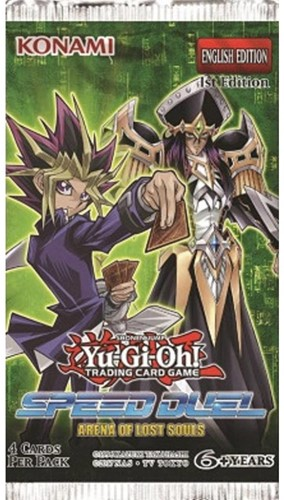 Yu-Gi-Oh! - Arena of Lost Souls Boosterpack