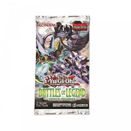 Yu-Gi-Oh! - Battles of Legend Hero's Revenge Boosterpack