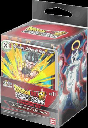 Dragon Ball Super - Expansion Universe 7 Unison