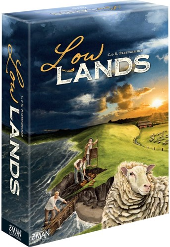 Lowlands - Bordspel