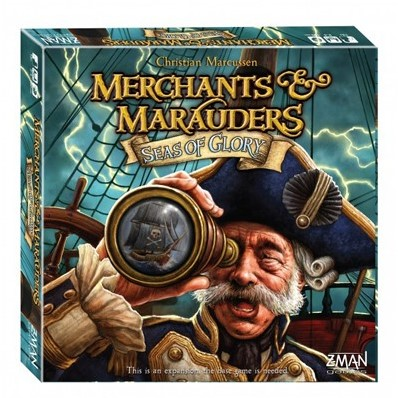 Merchants & Marauders Seas of Glory Expansion