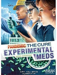 Pandemic - The Cure Experimental Meds