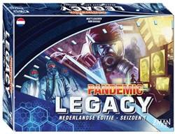 Pandemic Legacy NL - Blauwe Editie