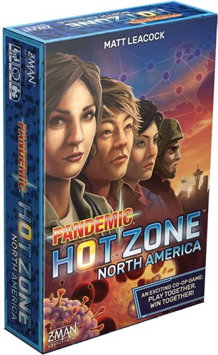 Pandemic - Hot Zone North America (Engels)