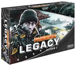 Pandemic Legacy - Seizoen 2 Zwart (NL)
