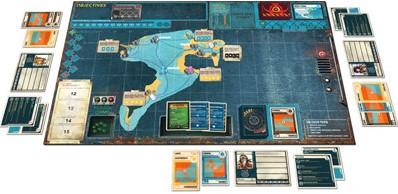 Pandemic Legacy - Season 2 Yellow (Engels)-2