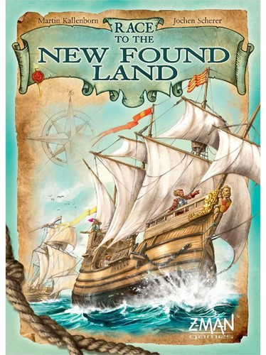 Race to the New Found Land (Engelse versie)