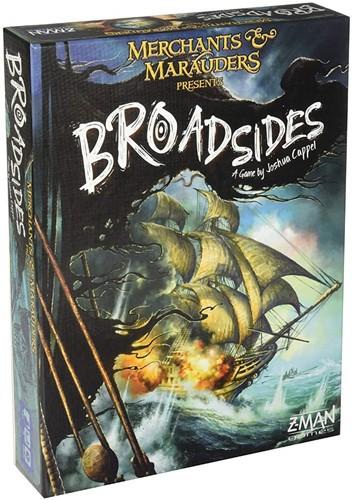 Merchants & Marauders - Broadsides