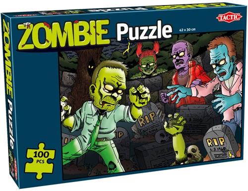 Zombie Puzzel (100 stukjes)